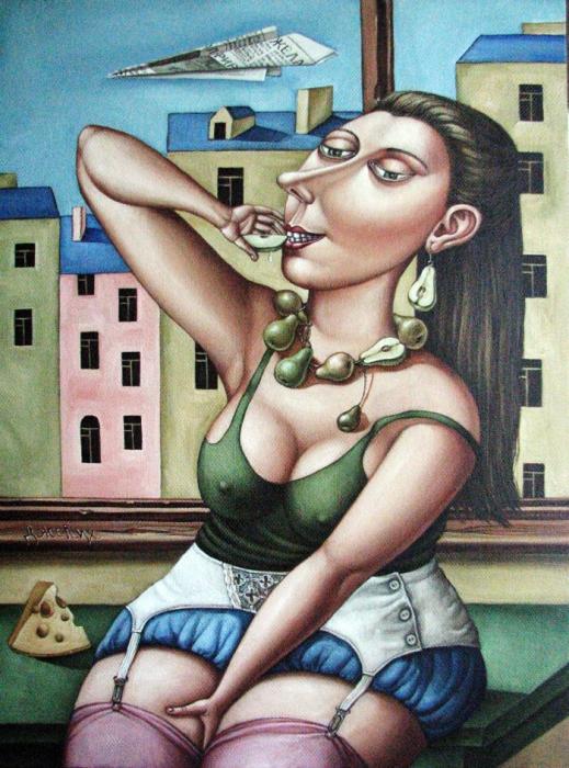 Глафира Сергеевна желает... Автор: Анжела Джерих.