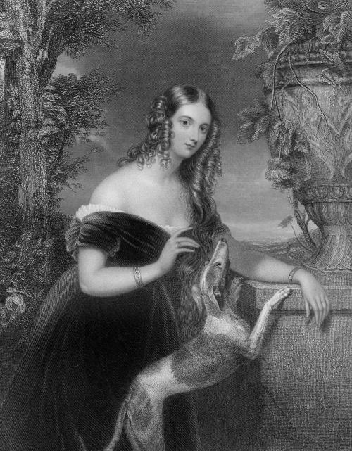 Достопочтенная миссис Джордж Энсон. Автор: Холмс.