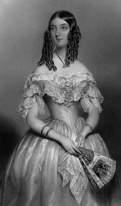Княгиня Эстергази. Автор: William Eugene Drummond.