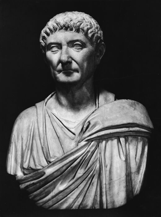 Император Диоклетиан. \ Фото: blogspot.com.