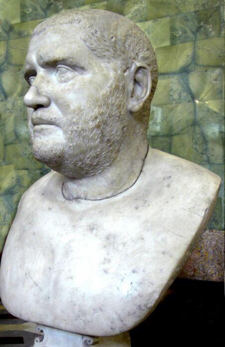 Бюст Бальбина. \ Фото: sl.m.wikipedia.org.