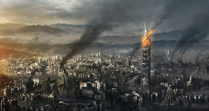 Город отчаяния.
