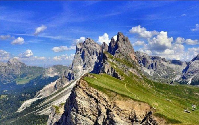 Трентино-Альто-Адиджи. Италия.