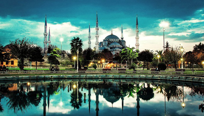 Восточная сказка: Самые красивые снимки Турции.