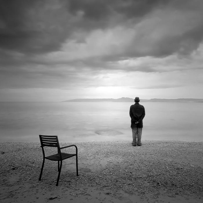 Waiting for Godot by Ucilito. (В ожидании Годо. Фото Ucilito).