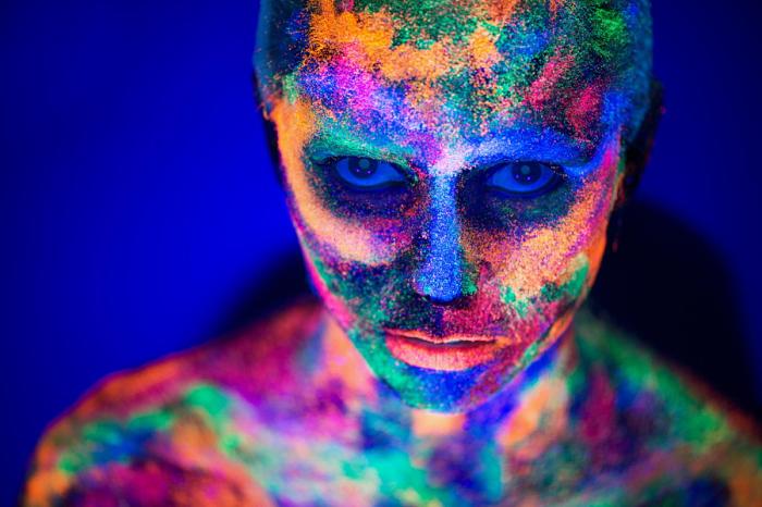 Черный/Светлый (Black/Light). Автор фото: Марк Тиу (Mark Tiu).