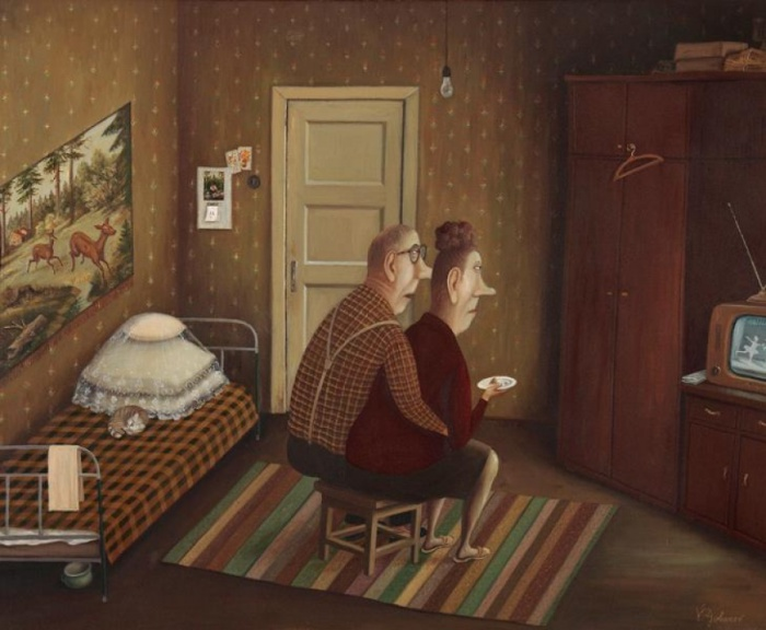 Тридцать лет вместе. Автор: Валентин Губарев.