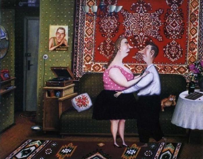 Медляк. Автор: Валентин Губарев.