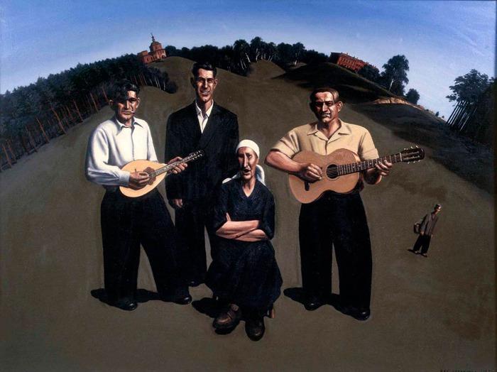 Три сына. Автор: Василий Шульженко.