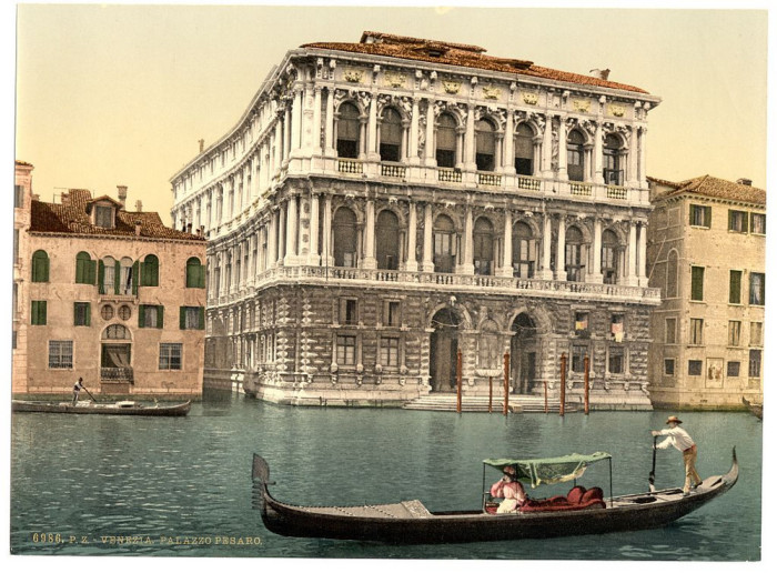 Дворец Ка' Пезаро.