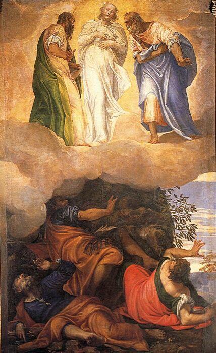 Преображение Христово. \ Фото: nl.pinterest.com.