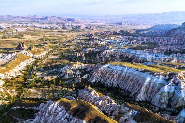 Анатолия, Каппадокия, Турция.