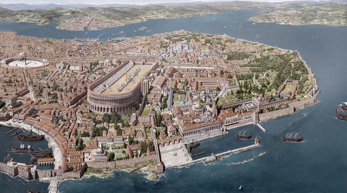 Константинополь. / Фото: facebook.com.