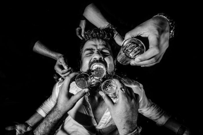 Снимок, одержавший победу в категории Dance Floor Winner. Автор: Divyam Ramji Mehrotra.