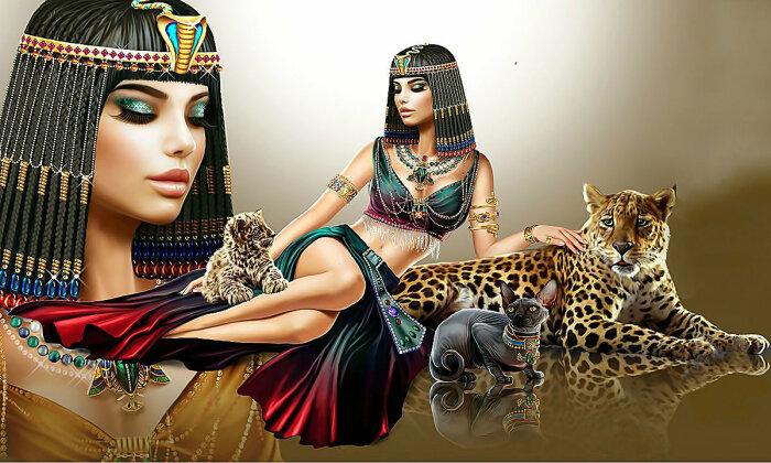 Клеопатра. \ Фото: google.com.
