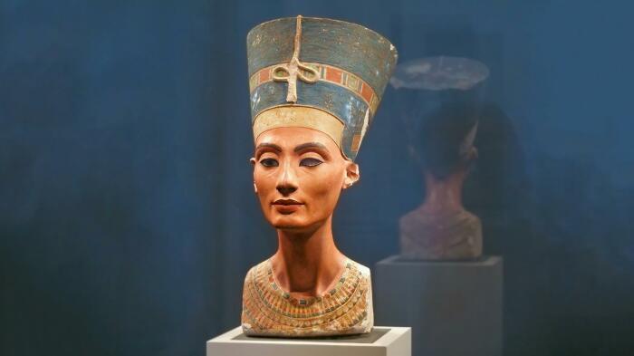 Нефертити. \ Фото: scienews.com.