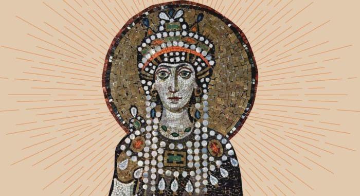 Феодора. \ Фото: greekcitytimes.com.