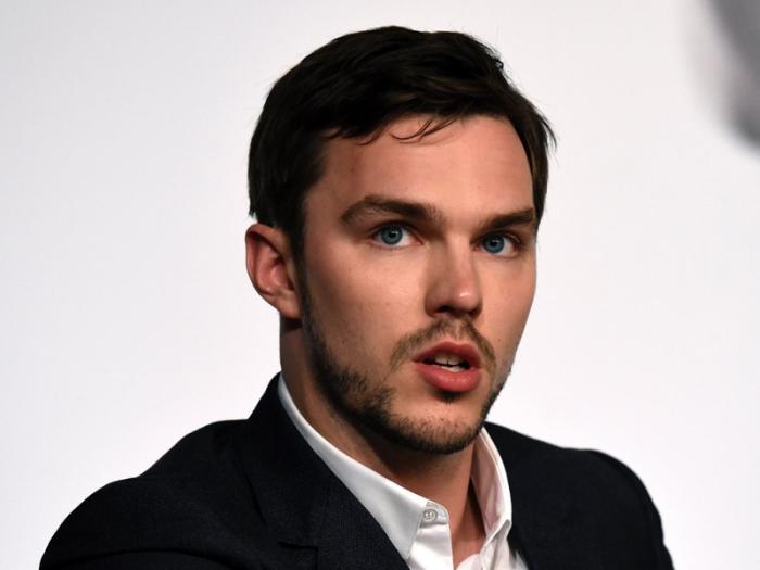 Молодой, талантливый и перспективный актёр.