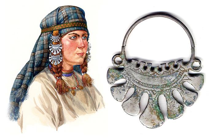 Украшения древней руси картинки продать монеты харьков