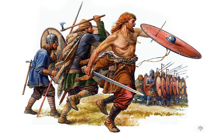 Викинги и путь викингов на Восток через Древнюю Русь Скандинавы Викинги