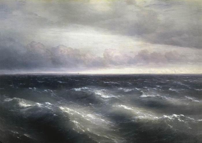 Тревожная стихия или «Черное море» (1881)