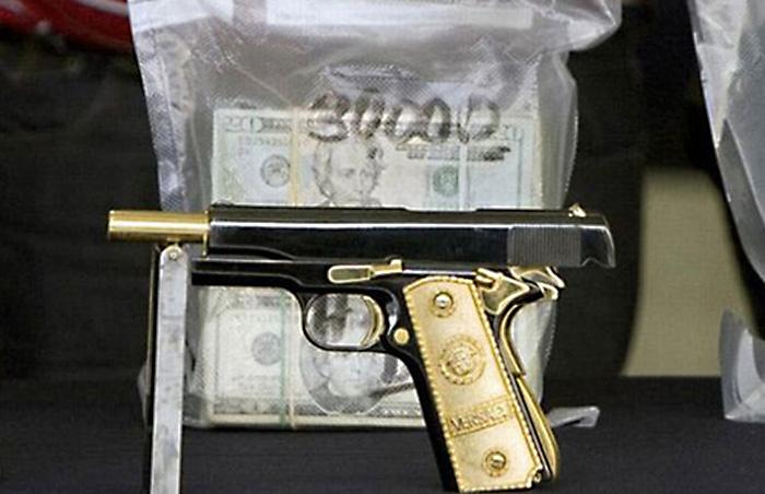 Оружие мафии