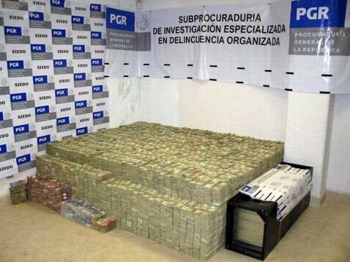 Деньги наркобарона