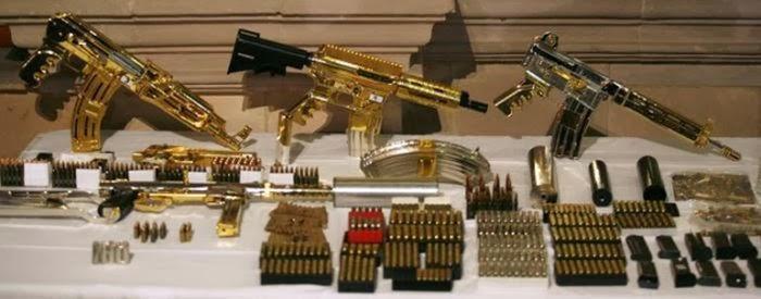 Оружие наркобаронов