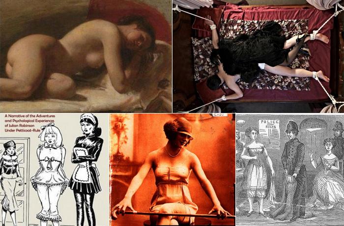 10 популярных эротических книг 19 века, в сравнении с которыми «50 оттенков серого» - букварь для дошколят.