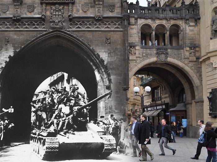 Призраки Второй Мировой войны на фотографиях Сергея Ларенкова