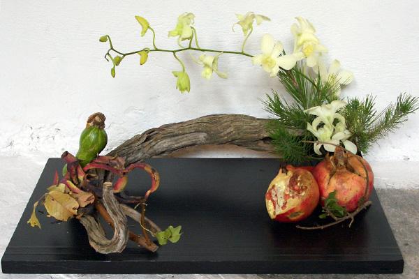 Икебана в Японии и в мире