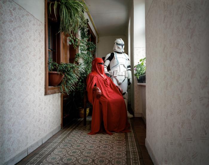 Фотопроект Клауса Питчлера «Только мы вдвоем»