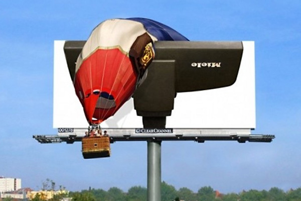 Реклама пылесосов Miele