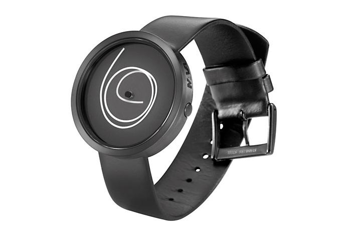 Дизайнерские часы Nava Design