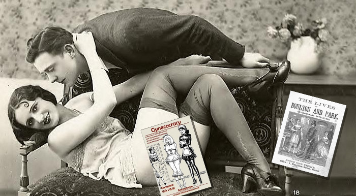 10 популярных эротических книг 19 века, в сравнении с которыми «50 оттенков серого» - букварь для дошколят