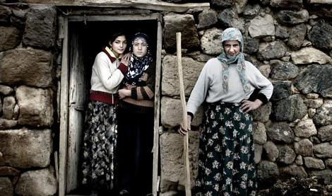 Обратная сторона Турции: панорамные фото Nuri Bilge Ceylan