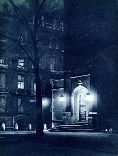 Лондон 1930-х годов на черно-белых фото