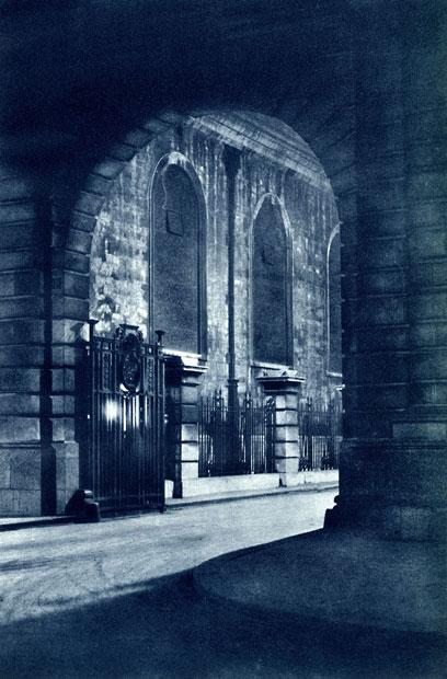 Мрачная столица: завораживающие архивные фотографии Лондона 1930-х годов