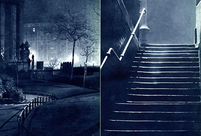 Мрачная столица - мрачные фотографии Лондона 1930-х годов