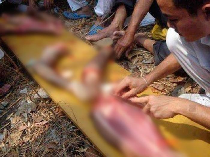 В некоторых папуасских племенах сохранился обычай расчленения человеческого тела.   Фото: facenews.ua.