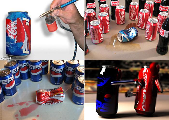 Битва The Coca-Cola Company  и PepsiCo длится десятилетия