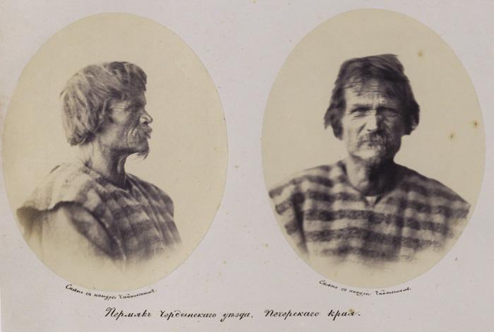 Пермяк Чердынского уезда, Печерского края, 1868 г.