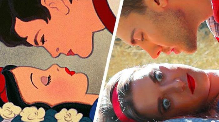 Шутливое видео: если бы диснеевские принцы существовали на самом деле