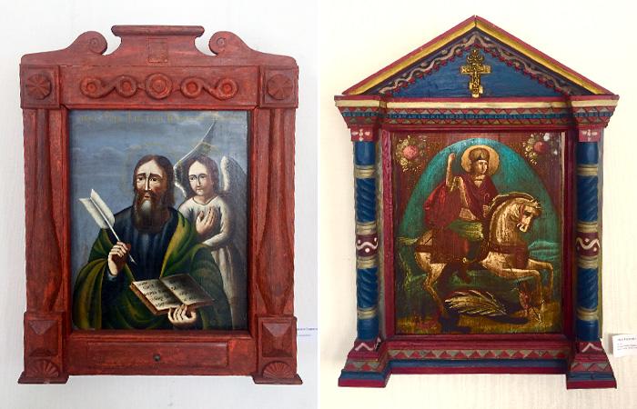 Русские иконы.