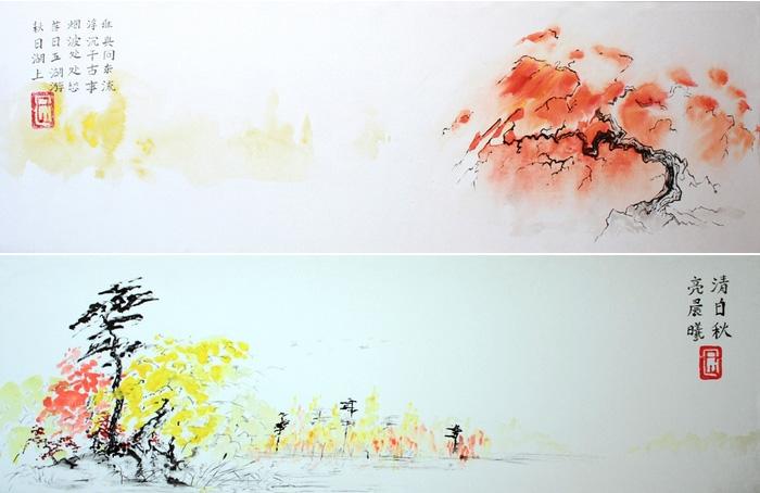 Китайская живопись У-Син – путь к самопознанию