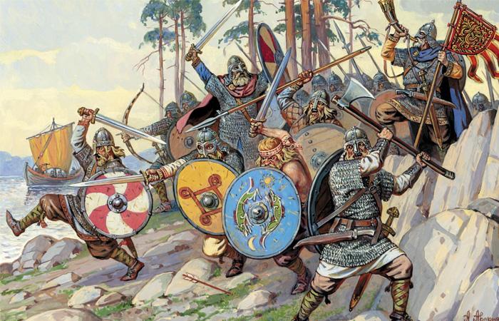 Какими на самом деле были викинги и есть задатки викинга у вас?