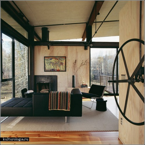 Идеальный дачный домик