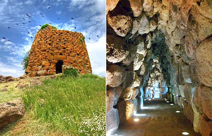 Нураги - защитные сооружения или гробницы?