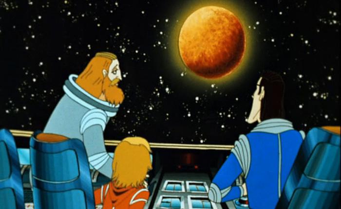 Если бы сегодня вышел мультфильм «Тайна третьей планеты», трейлер к нему мог бы быть таким.
