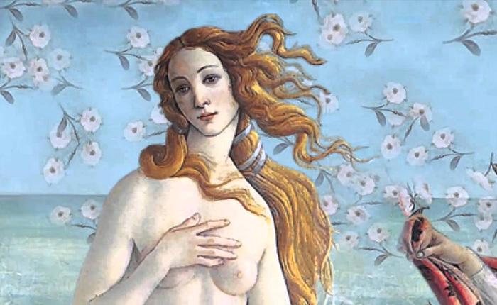 Благодаря современным технологиям теперь можно окунуться в любимые мировые шедевры живописи.